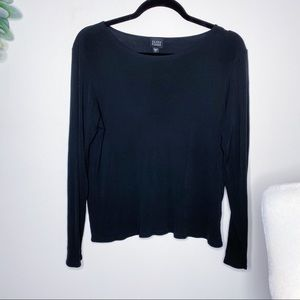 Eileen Fisher 100% Silk Top
